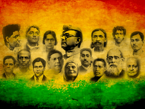How many Living Freedom Fighters and their dependents in India?