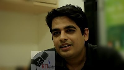 Gaurav Munjal RTIwala Interview