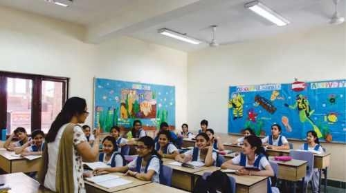 Top 3 Schools in India