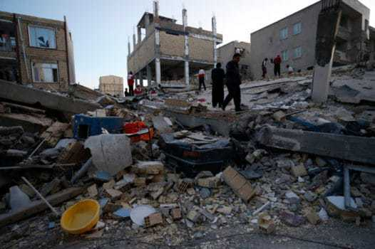 RTIwala Trending Iran-Iraq earthquake
