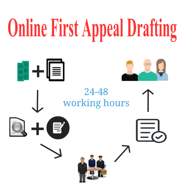 RTI Online First Appeal RTIwala Services