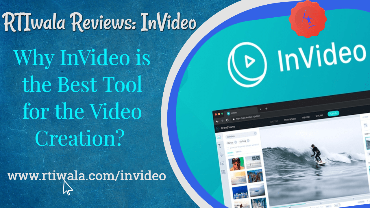 InVideo Review: Why InVideo is the best tool for the video creation? RTIwala Reviews