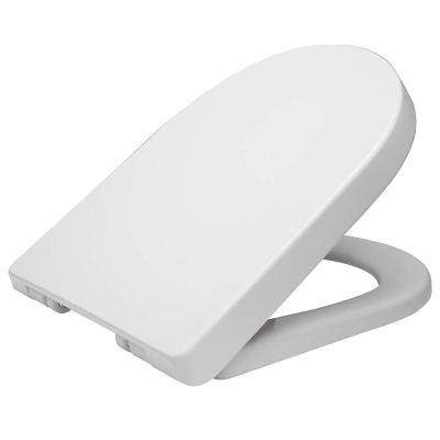 D-Shape Toilet Seat