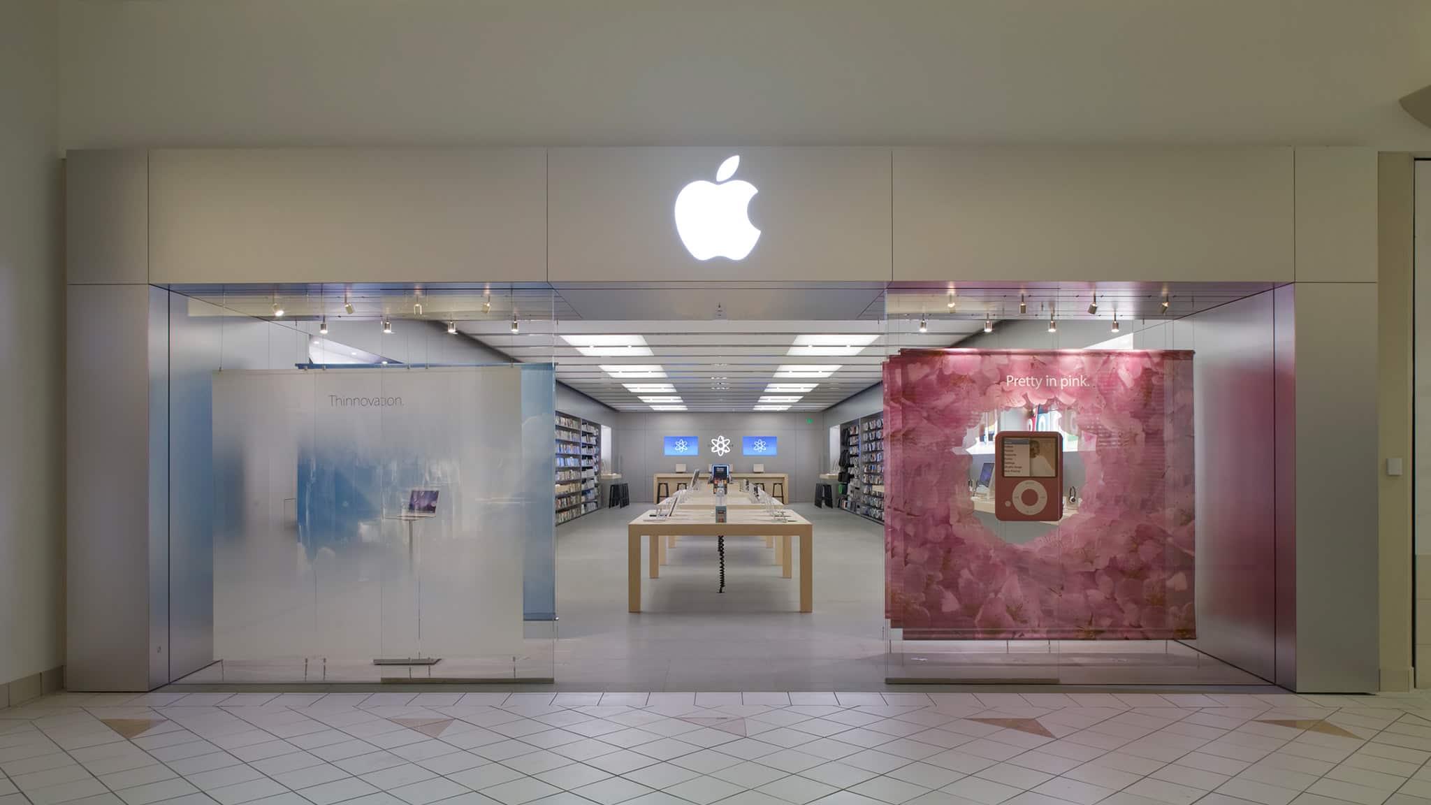 willowbrook mall apple store apple