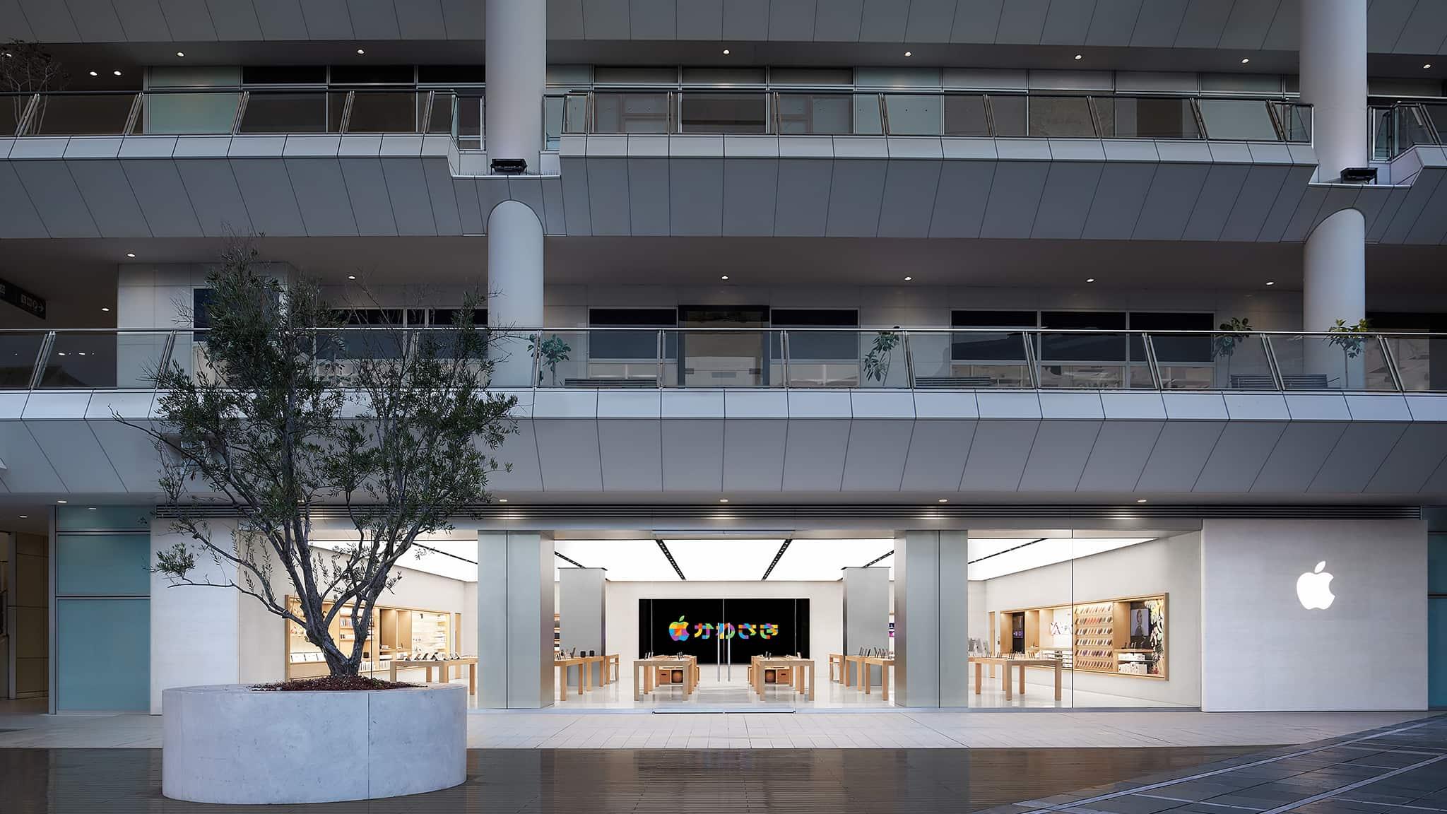 アップルストア : おè¿'くのapple Store Apple Storeã''探す Apple 日本