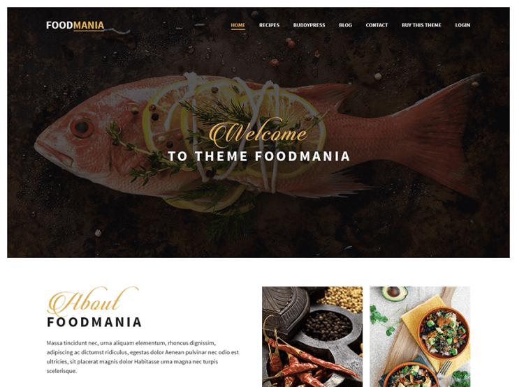foodmania demo