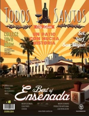 BEST OF ENSENADA 2014 COVER