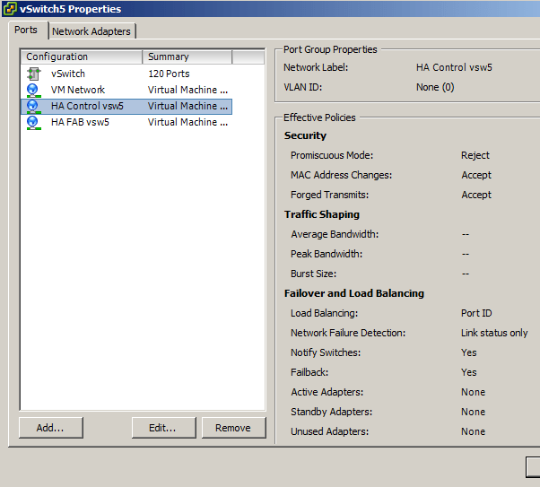 Firefly Perimeter Cluster (VSRX) Setup on Vmware ESX | RtoDto net