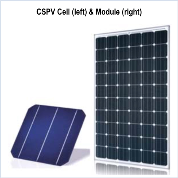 cspv trade commission solar power