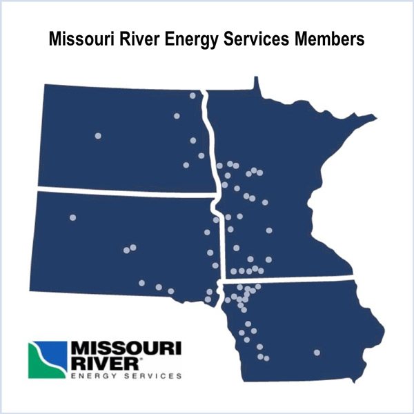 FERC Missouri River Energy Services