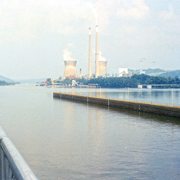 FirstEnergy ex parte pleasants plant