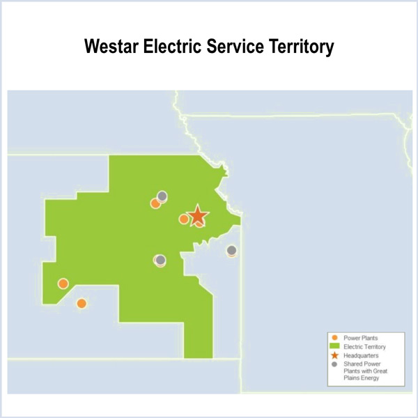 FERC SPP Great Plains Energy Westar Energy merger