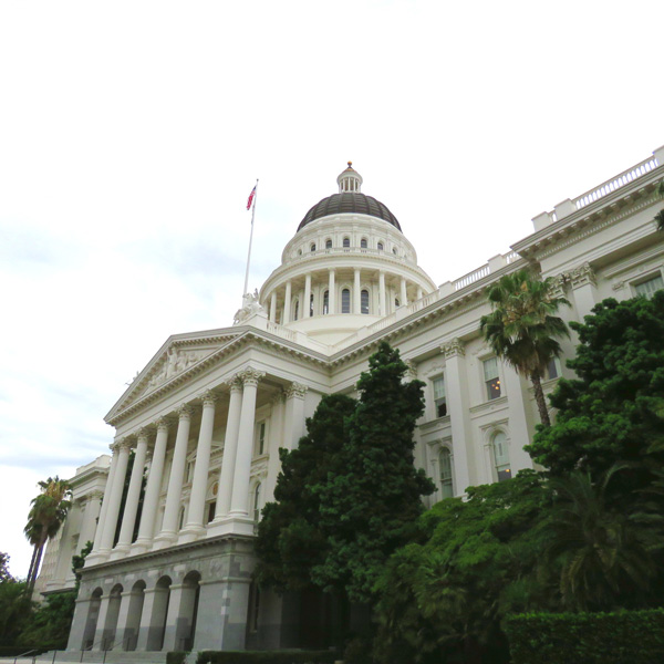 CAISO regionalization california state senate