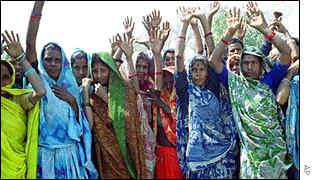 [Picture of Low Caste women]