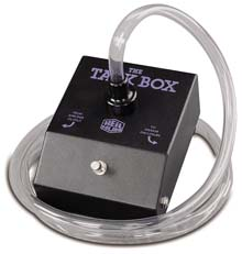 [Picture of a guitar talkbox]