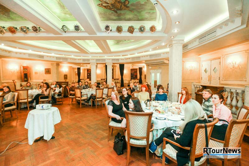 Блестящая презентация ANEX Tour и JA Resorts & Hotels