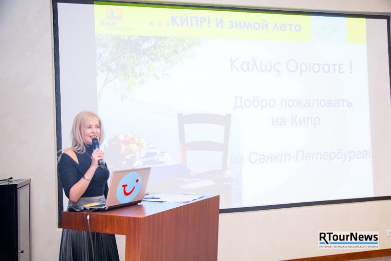 TUI Russia более чем конкурентоспособен по Кипру