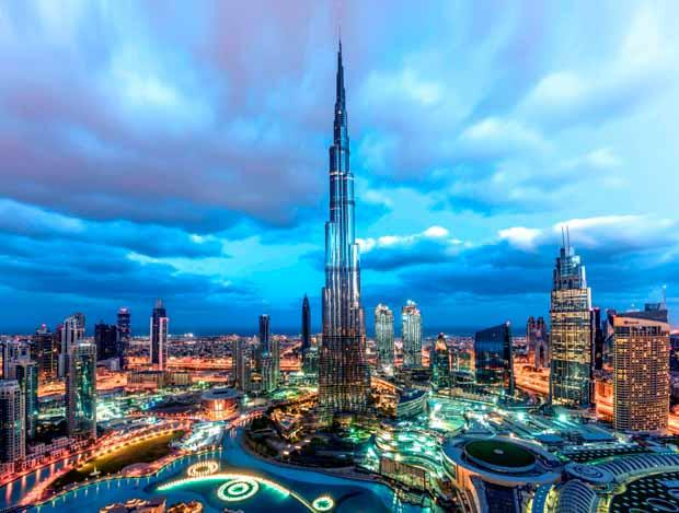 Дубайская арифметика
