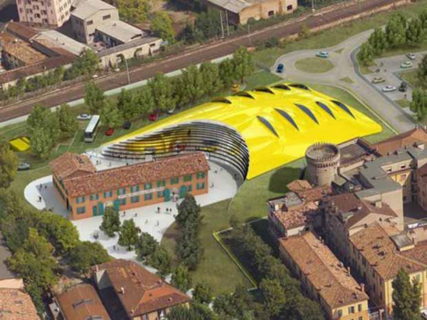Музей Энцо Феррари. Где живет итальянская автомобильная история