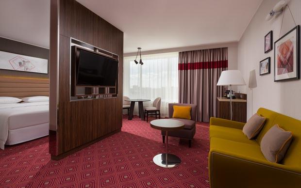 Sheraton открывает Four Points by Sheraton Саранск – первый отель бренда в Мордовии