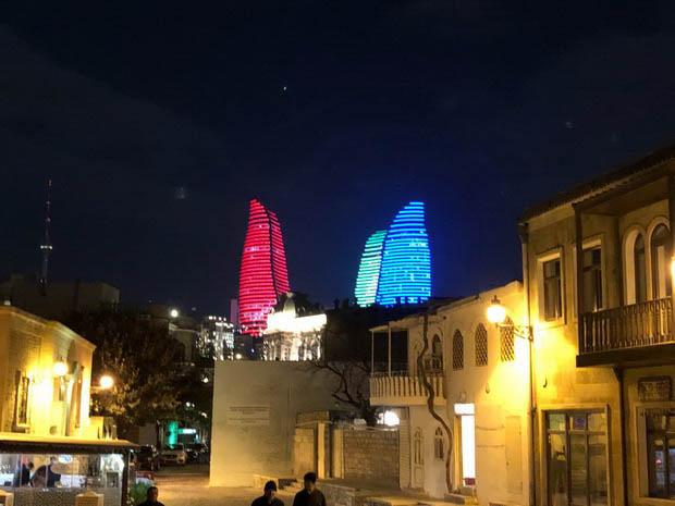 GOOD TIME представляет многогранный Азербайджан!