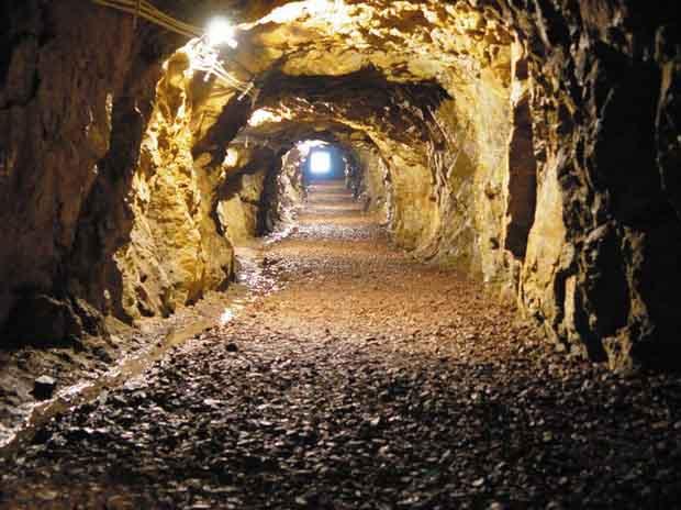 Подземная Польша