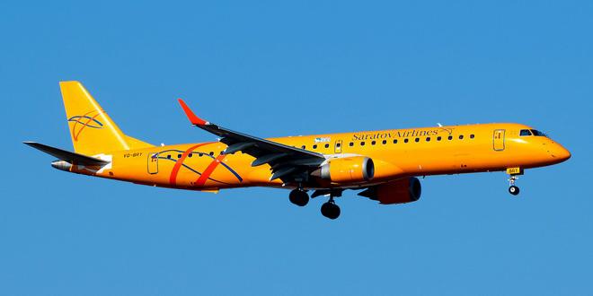 Одной небезопасной авиакомпанией в России стало меньше