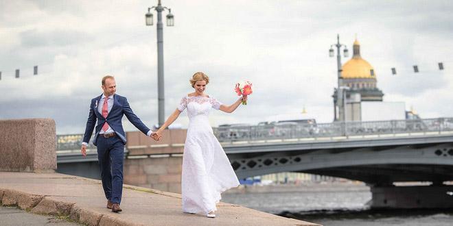 Новый турбренд «Петербург – свадебная столица России»
