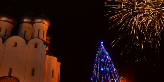 5 причин провести новогодние каникулы в Вологде