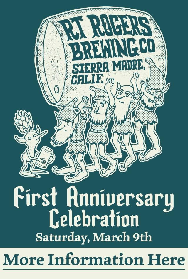 First Anniversary