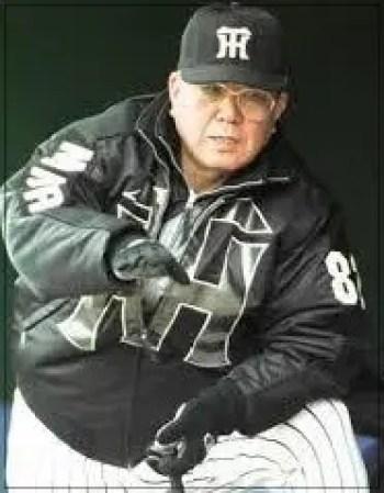 野村克也,ノムさん,野球,若い頃,イケメン,阪神タイガース時代