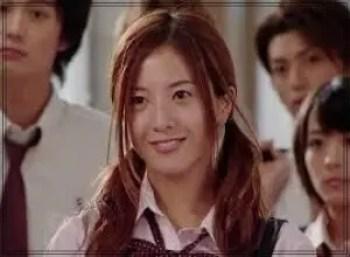 吉高由里子,女優,可愛い,若い頃,2008年