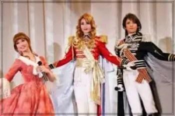 明日海りお,宝塚歌劇団,89期生,花組,トップスター,月組準トップスター,2012年