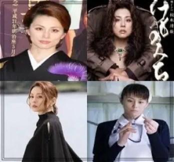 米倉涼子,女優,可愛い,若い頃,30代前半