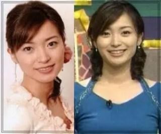 大江麻理子,アナウンサー,キャスター,テレビ東京,若い頃,可愛い
