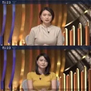 小川彩佳,フリーアナウンサー,若い頃,可愛い,2020年
