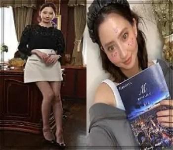 河北麻友子,モデル,タレント,女優,可愛い,若い頃,2019年