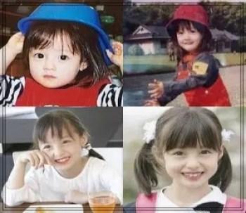 橋本環奈,女優,可愛い,幼少期