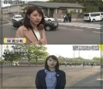 林美沙希,アナウンサー,テレビ朝日,可愛い,若い頃,2017年