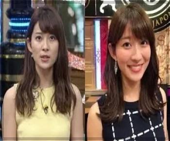 山本里菜,アナウンサー,TBSテレビ,可愛い,2018年
