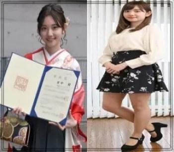 田中瞳,アナウンサー,テレビ東京,可愛い,学生時代