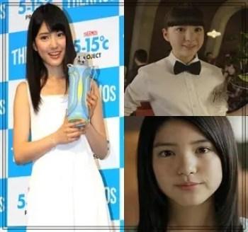 川島海荷,女優,歌手,綺麗,若い頃,2012年