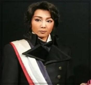 柚希礼音,宝塚歌劇団,85期生,星組,トップスター,2007年