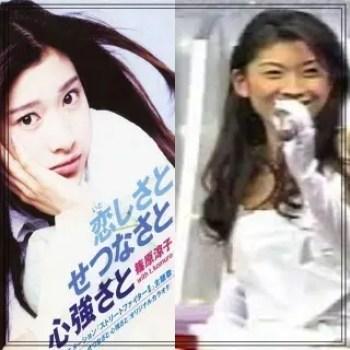 篠原涼子,女優,歌手,可愛い,若い頃,20代前半