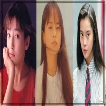 観月ありさ,女優,歌手,モデル,若い頃,1990年