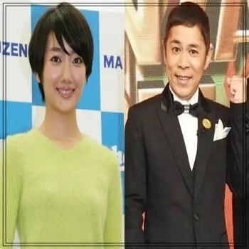 波瑠,女優,モデル,タレント,歴代彼氏,恋愛遍歴,岡村隆史