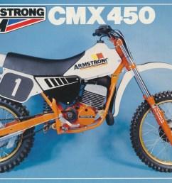 1983 armstrong cmx 450 [ 1100 x 772 Pixel ]