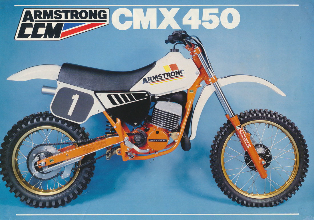 hight resolution of 1983 armstrong cmx 450