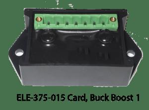 ELE-375-015 Card, Buck Boost 1