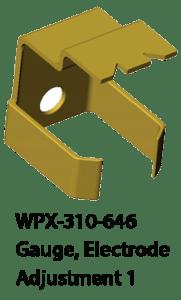 WPX-310-646 Gauge, Electrode Adjustment 1